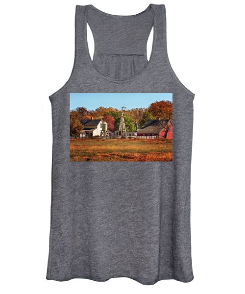A Country Autumn Women's Tank Top