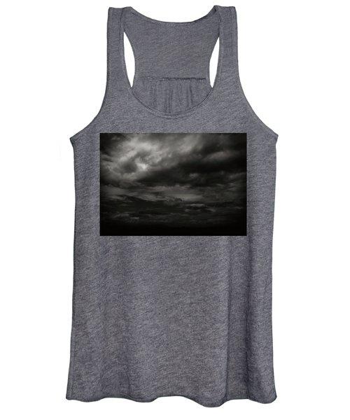 A Dark Moody Storm Women's Tank Top