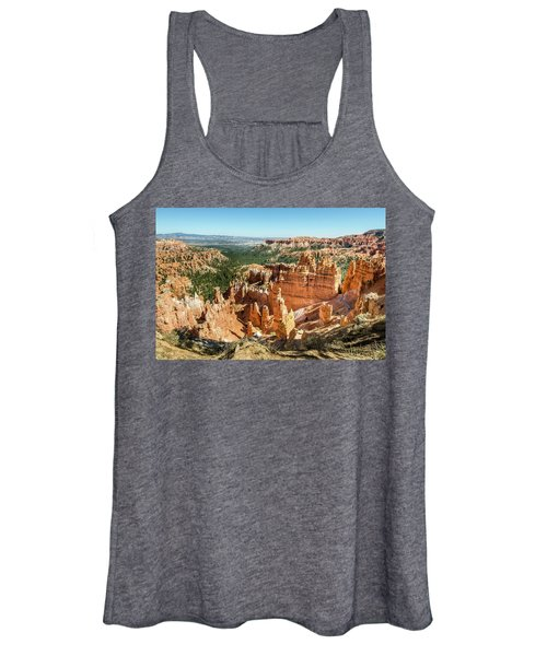 A Day In Bryce Canyon Women's Tank Top