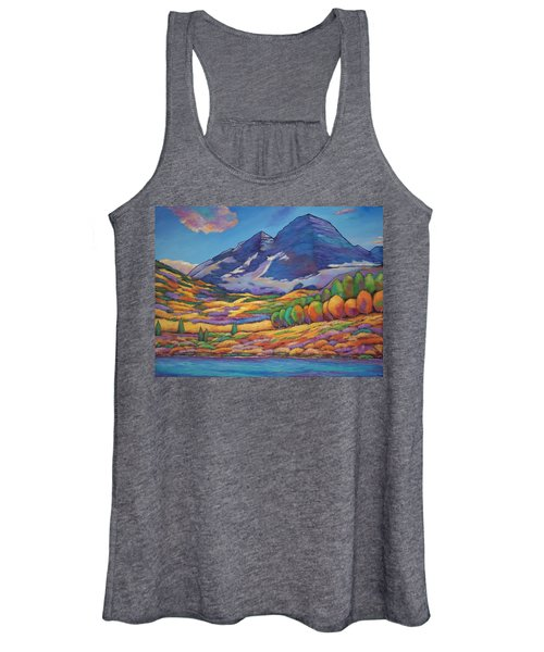 A Day In The Aspens Women's Tank Top