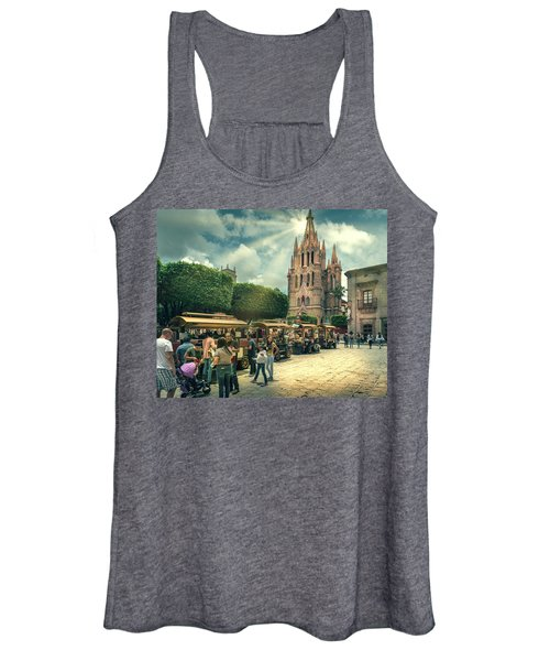 A Day With The Family Women's Tank Top