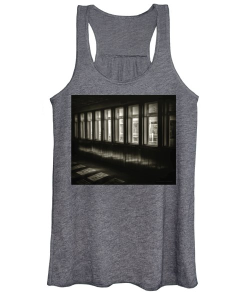 A Glimps From The Dark Women's Tank Top