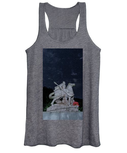 A Hero's Starscape Women's Tank Top