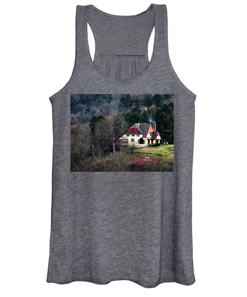 A Home In The Country Women's Tank Top