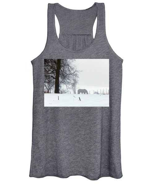 A Horse Of A Different Color Women's Tank Top