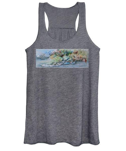 A Northern Shoreline Women's Tank Top