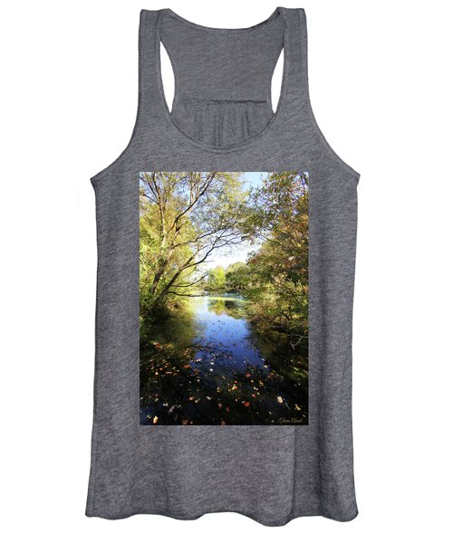 A Peaceful Afternoon Women's Tank Top
