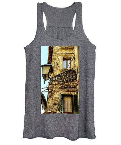 A Piece Of Italy Women's Tank Top