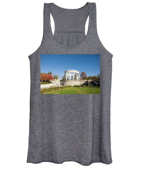 A Place Of Peace Women's Tank Top