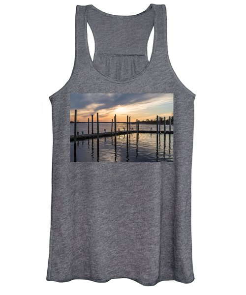 A Place On The River Women's Tank Top