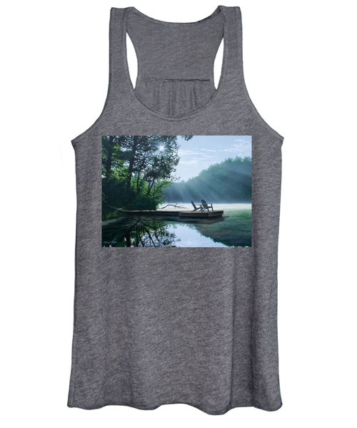 A Place To Ponder Women's Tank Top
