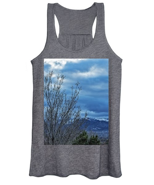 A Room With A View Women's Tank Top