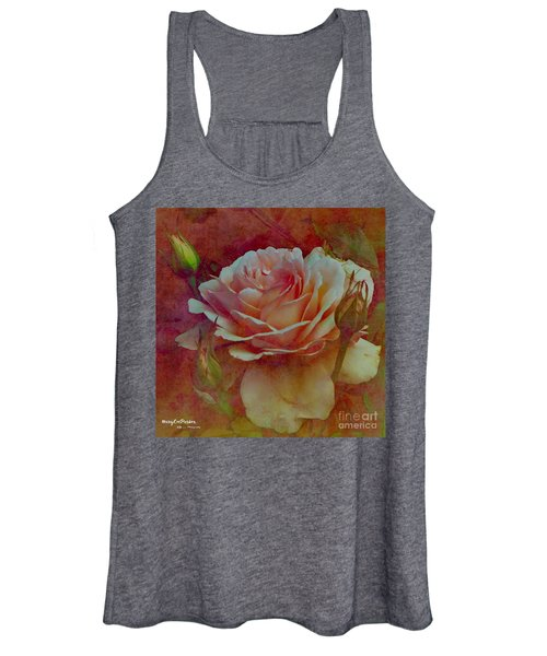 A Rose  Women's Tank Top