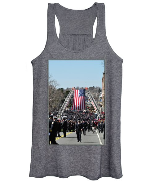 A Sad Day. Women's Tank Top