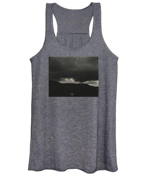 A Sequence Of Ten Cloud Photographs Women's Tank Top