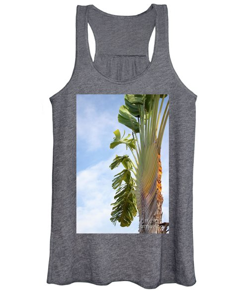 A Slice Of Nature Women's Tank Top