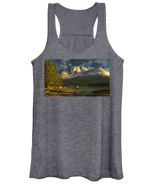 A Small Planet Women's Tank Top