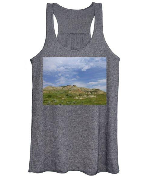A Summer Day In Dakota Women's Tank Top