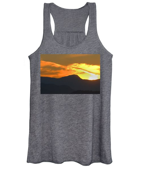 A Vancouver Sunset Women's Tank Top