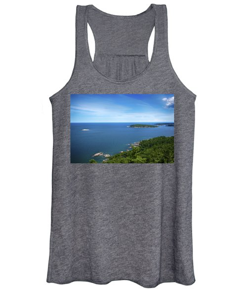 A View From Sugarloaf Mountain Women's Tank Top