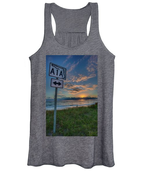 A1a Sunrise Women's Tank Top