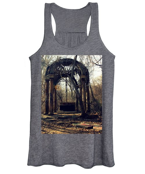 Abandoned Altar Women's Tank Top