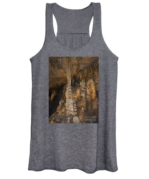 Above And Below In Luray Caverns Women's Tank Top
