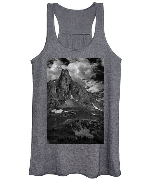 Above The Claree Valley Women's Tank Top