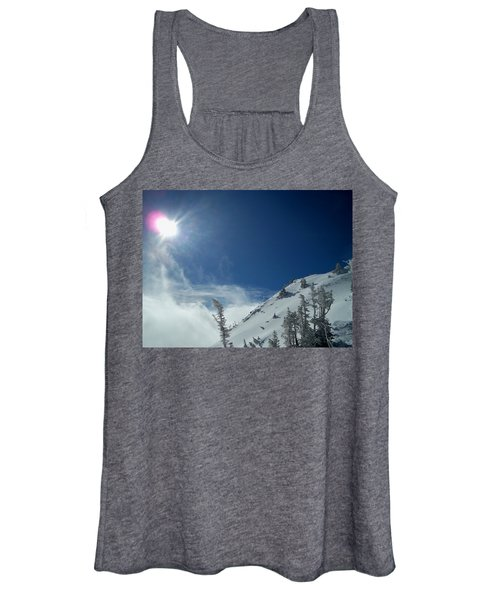 Above The Clouds Women's Tank Top