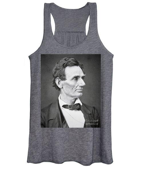Abraham Lincoln Women's Tank Top