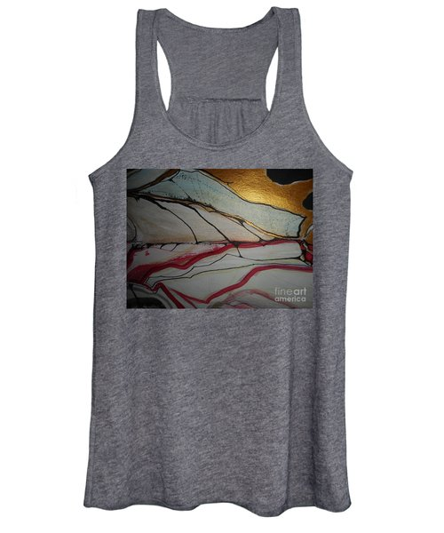 Abstract-12 Women's Tank Top