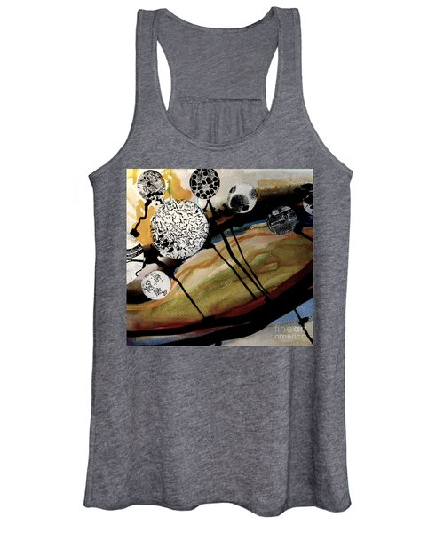 Abstract-23 Women's Tank Top