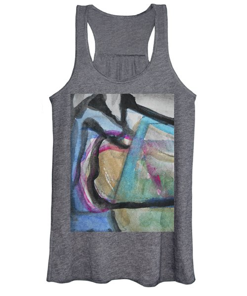 Abstract-24 Women's Tank Top