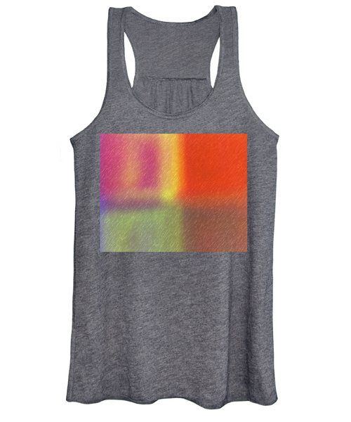 Abstract 5791 Women's Tank Top