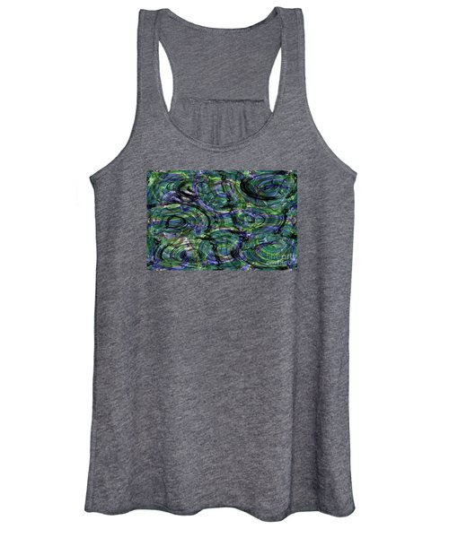 Abstract Pattern 5 Women's Tank Top