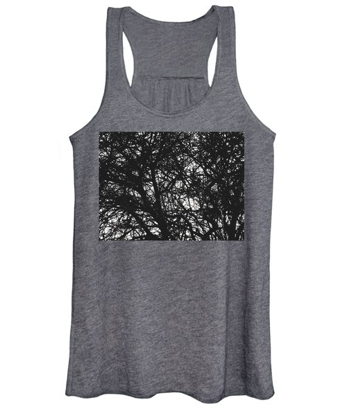 Abstract X Women's Tank Top