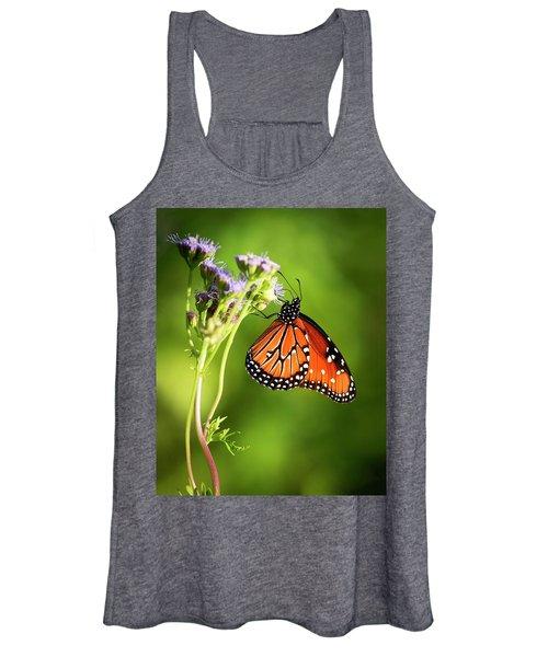 Addicted Queen Butterfly Women's Tank Top