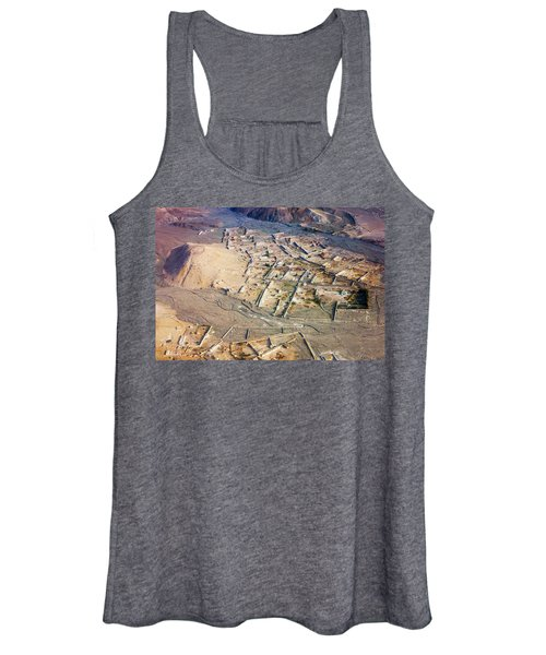 Afghan River Village Women's Tank Top