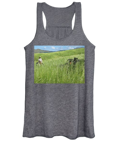 After The Drought Women's Tank Top