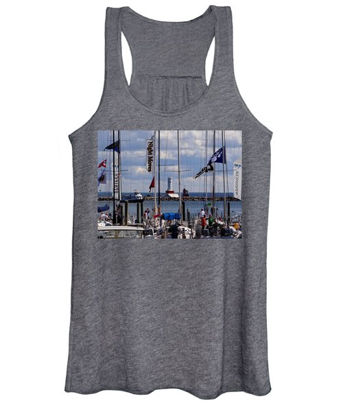 After The Race Women's Tank Top