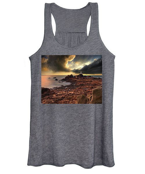 after the storm at La Corbiere Women's Tank Top