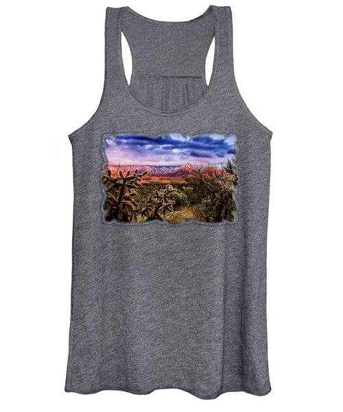 After The Storm No58 Women's Tank Top