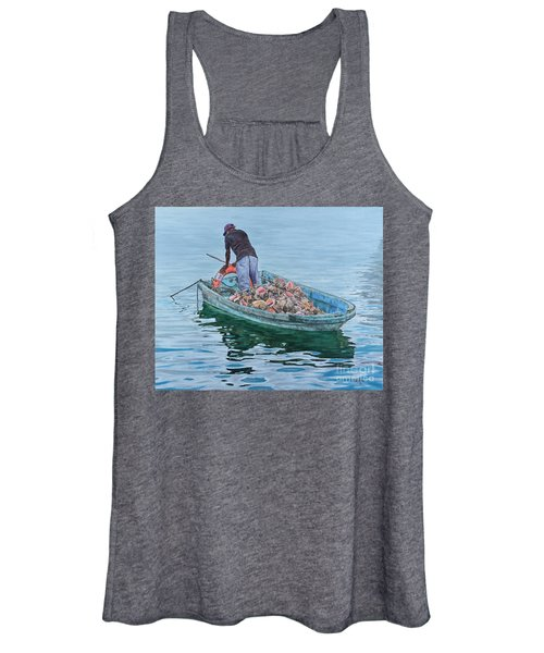 Afternoon Repose Women's Tank Top