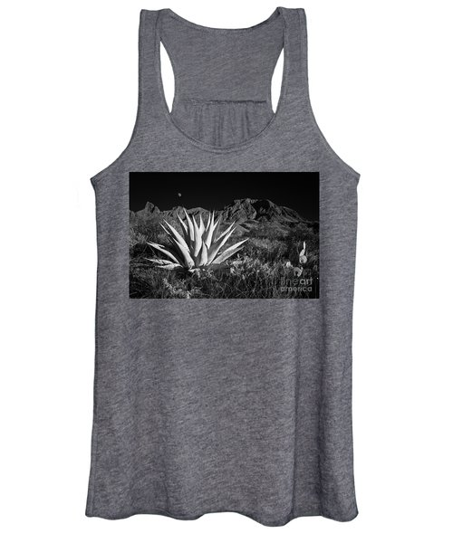 Agave And Moonrise Women's Tank Top