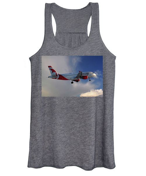 Air Canada Rouge Airbus A319-114 Women's Tank Top