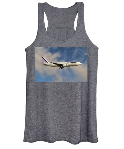 Air France Boeing 777-228 Women's Tank Top