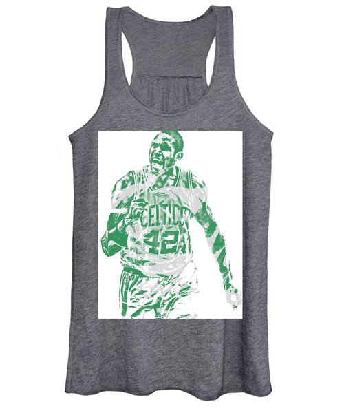 Al Horford Boston Celtics Pixel Art 7 Women's Tank Top