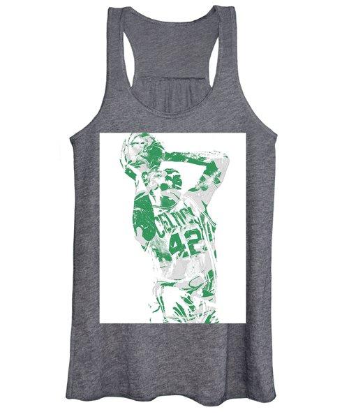 Al Horford Boston Celtics Pixel Art 8 Women's Tank Top