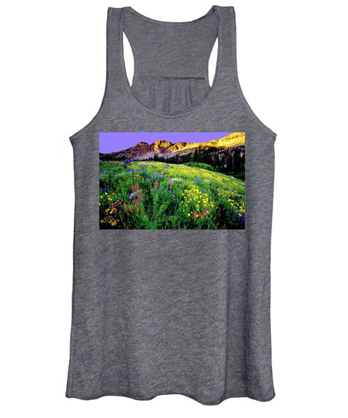 Albion Meadows Women's Tank Top