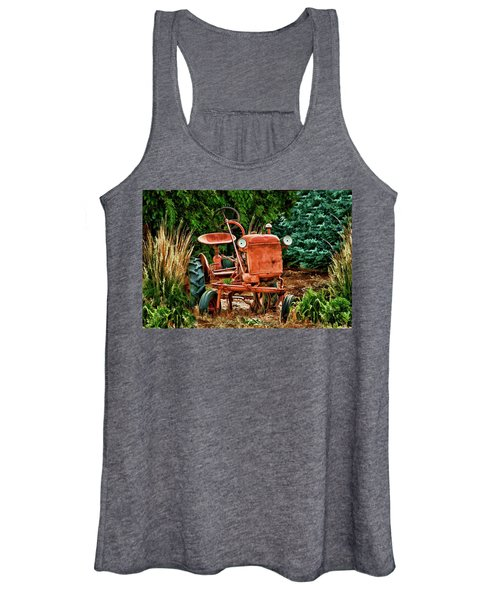 Alice Chalmers Women's Tank Top